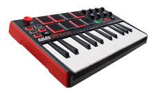 Akai MPK mini MK2 Portable Keyboard and Pad Controller - Black