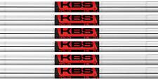 Kbs Tour 120 5-Pw Stiff Flex Iron Shafts .355 Taper Tip - Master Distributor