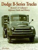 Dodge B Series Truck Originality Restoration Identify Guide 1948-1953 Book