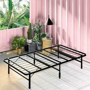 Zinus Smartbase 18 Inch Metal Platform Bed Frame…