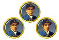 Fred Archer, Jockey Marqueurs de Balles de Golf
