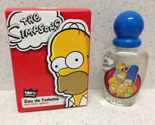 PROFUMO THE SIMPSONS EDT NATURAL SPRAY 50 ML OFFICIAL PARFUM PERFUME ДУХ