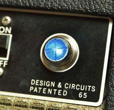 Guitar amplifier Jewel Lamp Indicator lamp jewel.  Model BC 01.  For pilot light