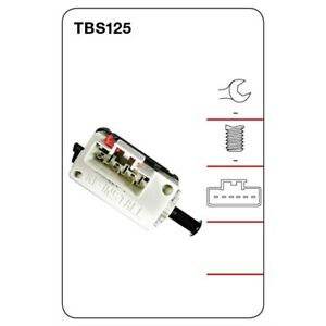 Tridon Brake Light switch TBS125 fits Dodge Journey 2.0 CRD (JC) 103kw