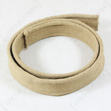 WW2 British Webbing - 1 Metre Repro Strap Canvas Army Military Khaki Strapping