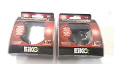 (2) Eiko Prefocus Flanged H3 Clearvision Supreme Bulb - H355CVSU2 packs 4 in all