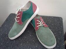 COMME DES Garcons pointer colour block suede shoes uk size 7new no box