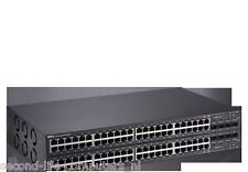 Dell Power-Connect 5448 24-Port Managed Gigabit Ethernet Switch 10/100/1000