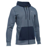 Under Armour UA Storm Rival Fleece Gym Sports Hoodie Mens Cool Gear Sweatshirt