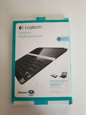 Logitech Ultrathin Keyboard Cover para iPad 2, iPad (3rd y 4th generación) escribir