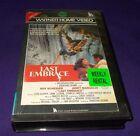 LAST EMBRACE VHS PAL WARNER