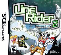 Line Rider 2: Unbound - Nintendo DS Game