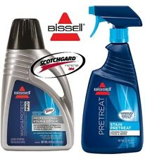 Bissell Professional Stain & Odour Carpet Cleaner with Stain PreTreat Formula