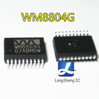 5pcs WM8804G WM8804GEDS/RV SSOP-20