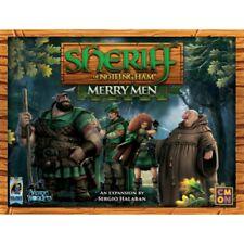 Sheriff of Nottingham: Merry Men expansion - New