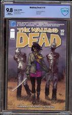 Walking Dead # 19 CBCS 9.8 White (Image, 2004) 1st Michonne