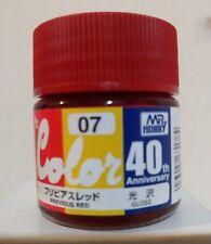 Gunze Sangyo Mr Hobby/Mr Color AVC07, Previous Red 10ml.