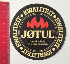 Aufkleber/Sticker: Jøtul - Houtkachels En Open Haarden (060616137)