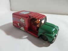 "Vintage 1950's Tin Lithograph ""Bread & Cake"" Delivery Truck - Made In Japan"