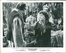 1958 Buccaneer Original Press Photo Yul Brynner Charlton Heston