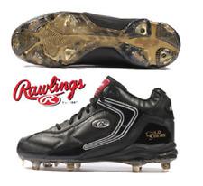 Rawlings Mudshark Mid Metal Baseball Cleat