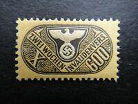 Germany Nazi 1940 1941 1942 1943 1944 ? stamps MNH Swastika Eagle WW2 Third Reic