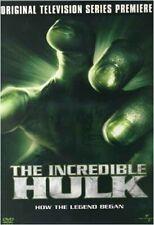 THE INCREDIBLE HULK - ORIGINAL TELEVISION SERIES PREMIERE (DVD)