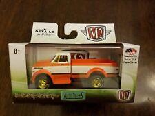 M2 Machines 1970 Chevrolet C60 Truck Auto-Trucks Series GOLD CHASE *NEW*