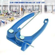 "1/8 3/16 1/4"" Tube Bender Tubing Fuel Brake Refrigerant Bending Line Tools P3B5"