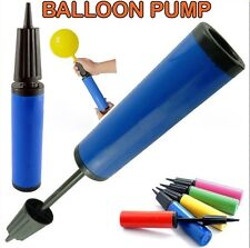 Hand Balloon Pump Needle Soccer Ball Wedding Party Balloon Inflator Air Pump Z