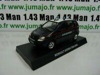 CR1H voiture 1/43 CARABINIERI : RENAULT SCENIC RX4 2003