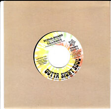 TRAMMPS-Hold Back The Night / Scrub Board Instrumental MINT NOTHERN SOUL AA