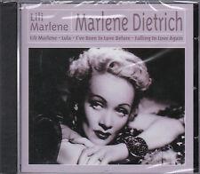 "CD 18T MARLENE DIETRICH ""LILI MARLENE"" 2005 NEUF SCELLE"
