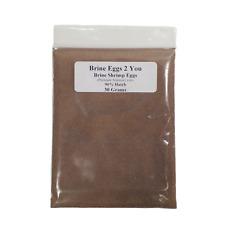 30 Grams Brine Shrimp Eggs 90% Hatch Rate -  $6.99  (Premium GSL Artemia Cysts)