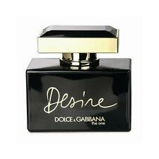 The One Desire by Dolce & Gabbana 2.5 oz EDP Intense Perfume for Women Tester