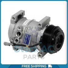 A/C Compressor for Chevrolet Express, Silverado / GMC Savana, Sierra QU
