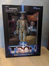 """Diamond Select Disney Tron: Sark 7"""" Action Figure! I4 .Disney Sark"""