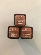 (3) Covergirl Colorlicious Cream Lipstick, 235 Champagne