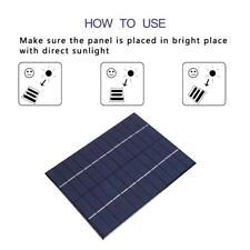 5/6/9/12/18V Mini Módulo De Energía Panel Solar Cargador De Batería Celular Para Juguetes De Luz