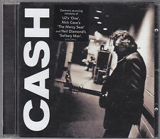 JOHNNY CASH - american III: solitary man CD