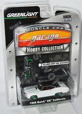 Greenlight MCG/Hobby Coll. - 1968 BUICK GS CALIFORNIA - Green Machine - 1:64