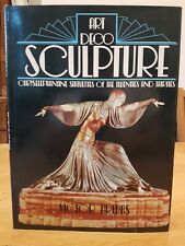 Art Deco Sculpture Chryselephantine Statuettes By Victor Arwas, Hardback