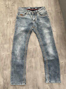Wam Denim Jeans - Blau - Gr. 33 / W33 L34 - wie Neu