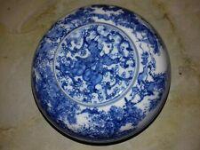 superbe et ancienne bonbonniere. porcelaine peinte CHINOISE  signée
