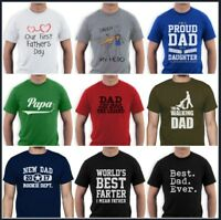 Father's Day Birthday T-Shirt Dad Superhero Daddy Funny Greatest Farter Best