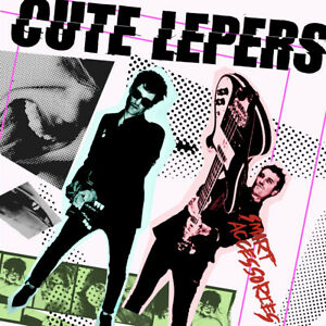 CUTE LEPERS - Smart Accessories - CD - **BRAND NEW SEALED**