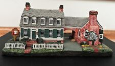Vtg 1991 Hawthorne Jeffersons Ordinarie Inn Strolling Through America Series