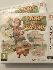 Historia de estaciones-Nintendo 3 DS NUEVO PRECINTADO PAL * Free UK Post Reino Unido *
