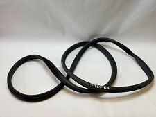 2015-2018 ACURA TLX 3.5L REAR RIGHT PASSENGER DOOR SEAL WEATHER STRIP RUBBER OEM