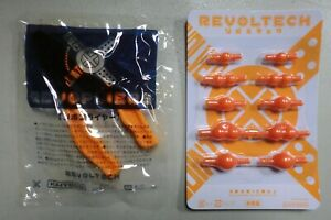 REVOLTECH REPLACEMENT BALL JOINTS & PLIERS CUSTOMIZING ACTION FIGURE CUSTOM NEW